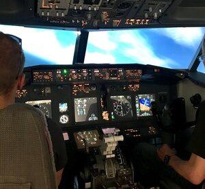 30- or 60-Minute Flight Simulator Experience at Velocity Flight Training