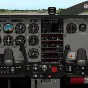 Flying training Navigation. C 172 VFR Flight School PPL
