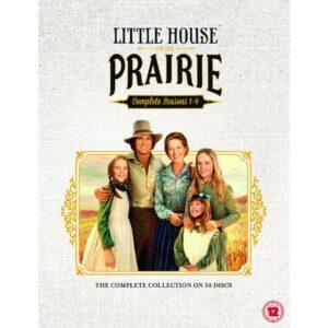 Little House On The Prairie Seasons 1 to 9 DVD [2018]