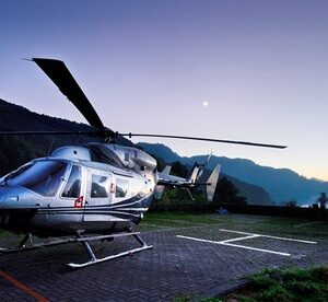 10% Off Helicopter Pleasure Flight or Training Flight at Hields Aviation