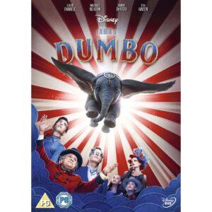 Dumbo DVD [2019]