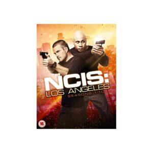 NCIS Los Angeles 1-10 DVD